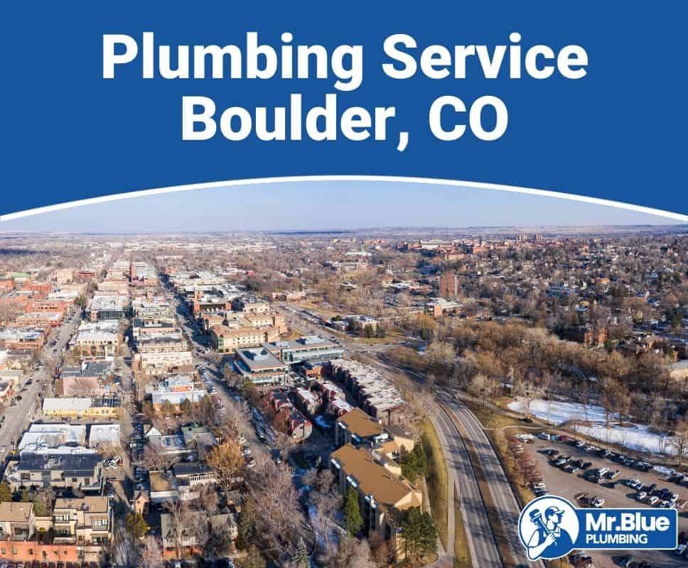 Plumbing Service Boulder, CO