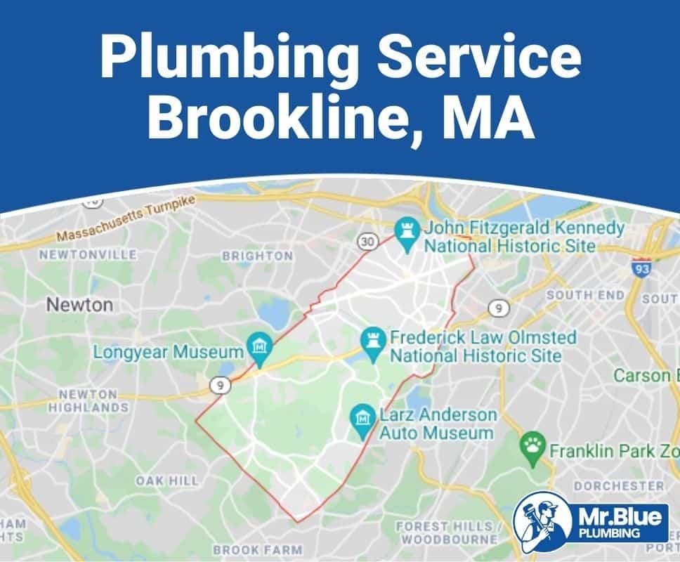 Plumbing Service Brookline, MA