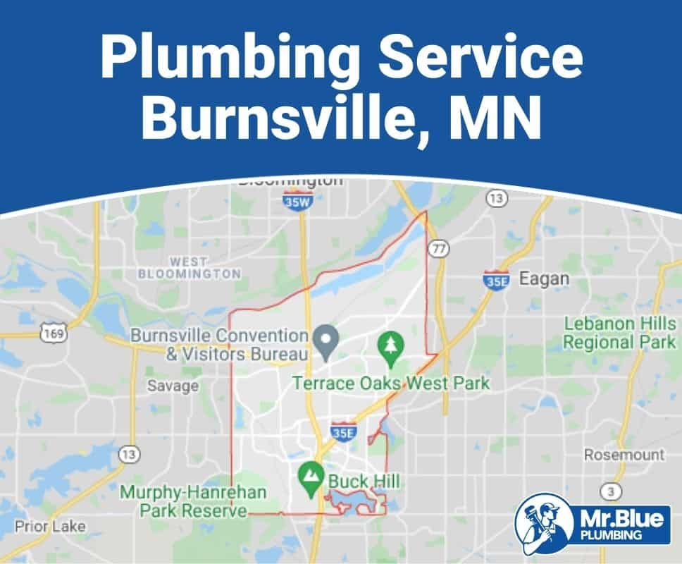 Plumbing Service Burnsville, MN