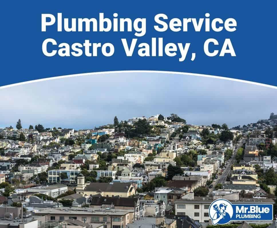 Plumbing Service Castro Valley, CA