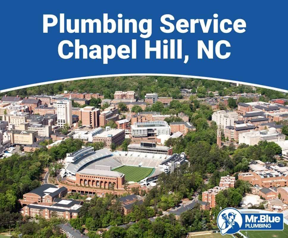 Plumbing Service Chapel Hill, NC