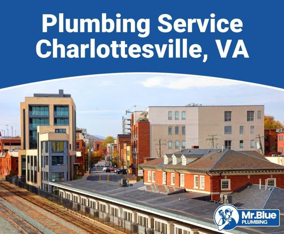 Plumbing Service Charlottesville, VA