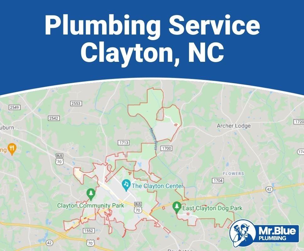 Plumbing Service Clayton, NC