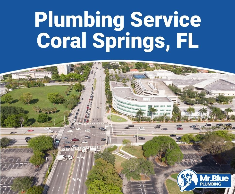 Plumbing Service Coral Springs, FL