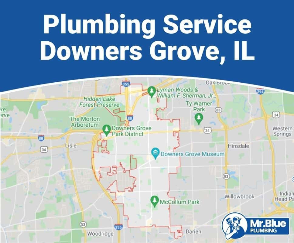 Plumbing Service Downers Grove, IL