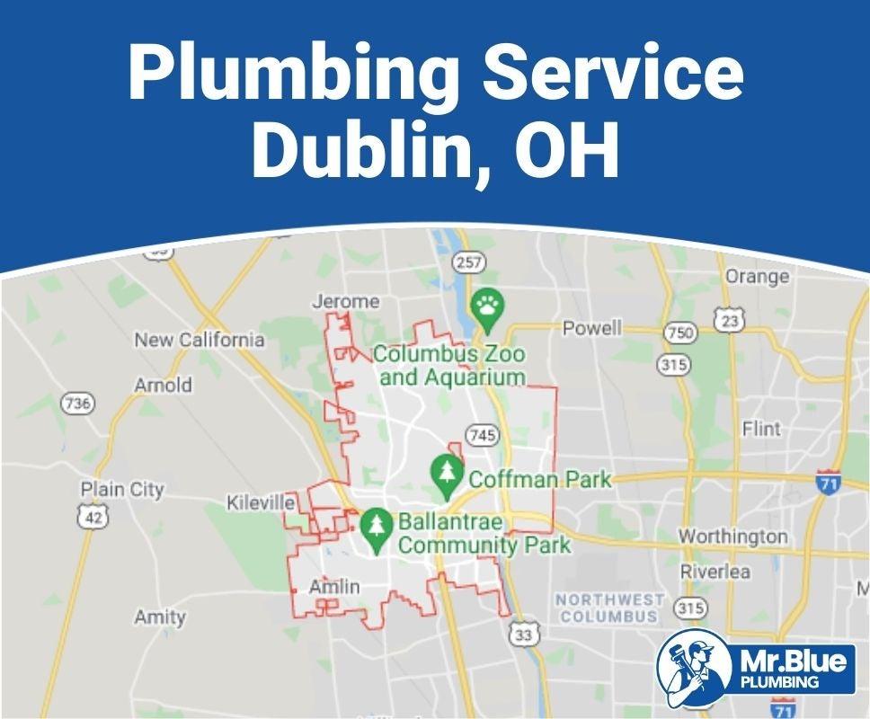 Plumbing Service Dublin, OH