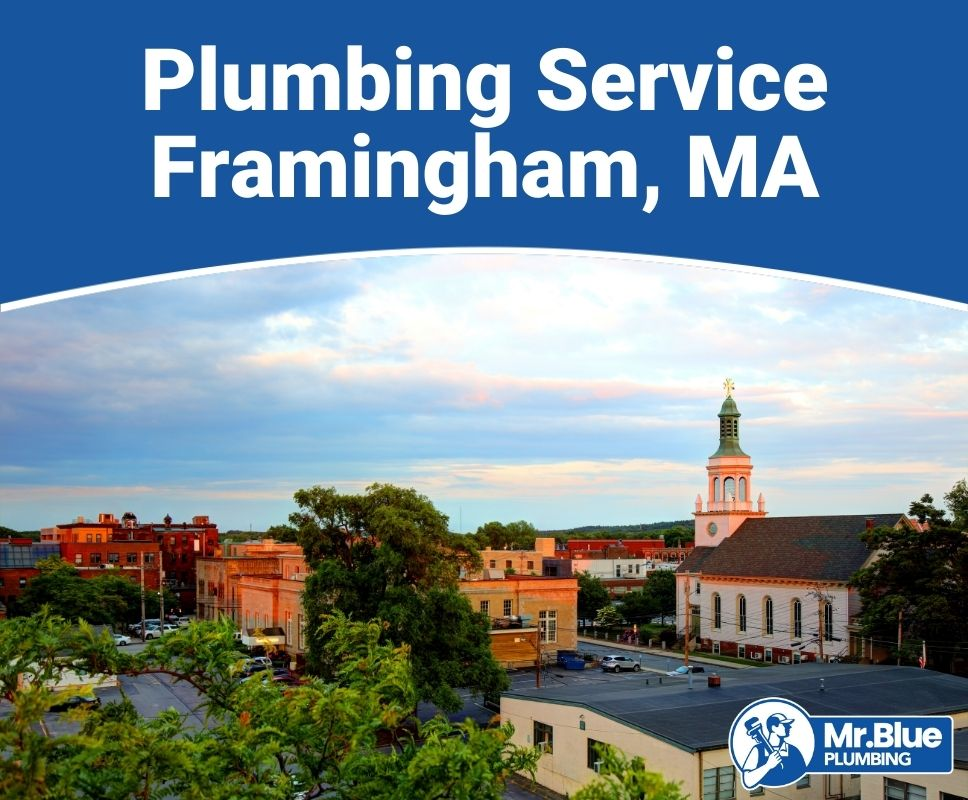 Plumbing Service Framingham, MA