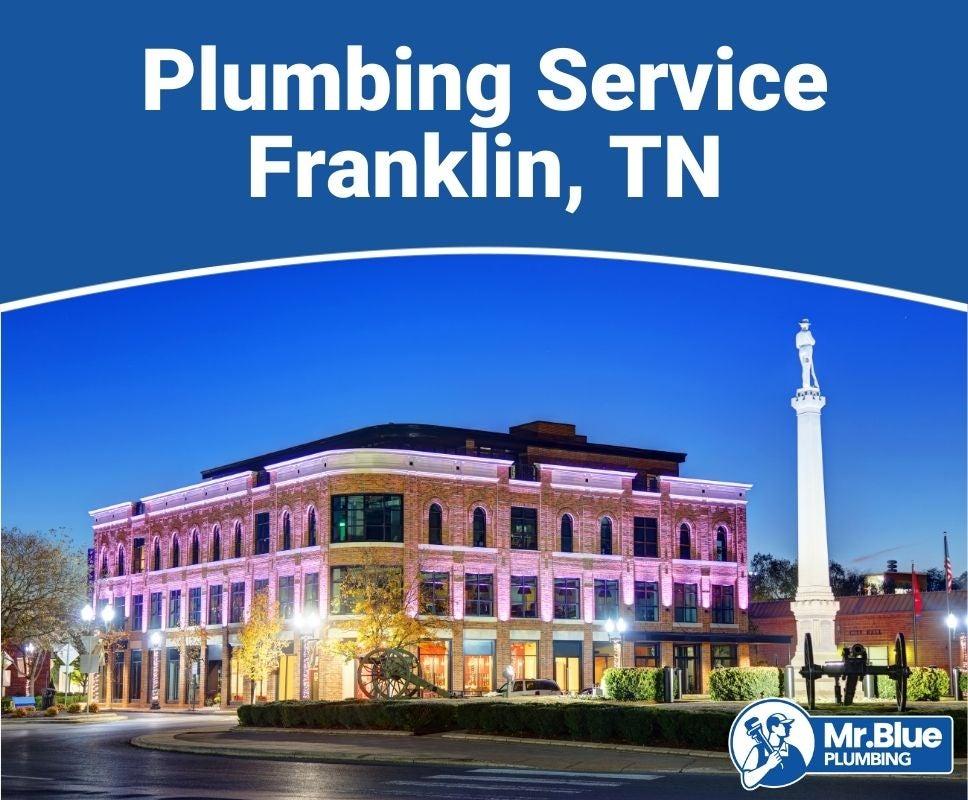 Plumbing Service Franklin, TN