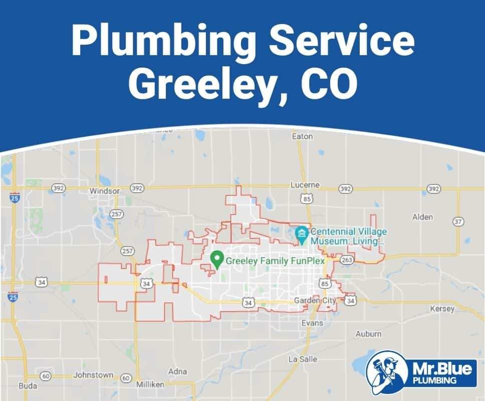 Plumbing Service Greeley, CO