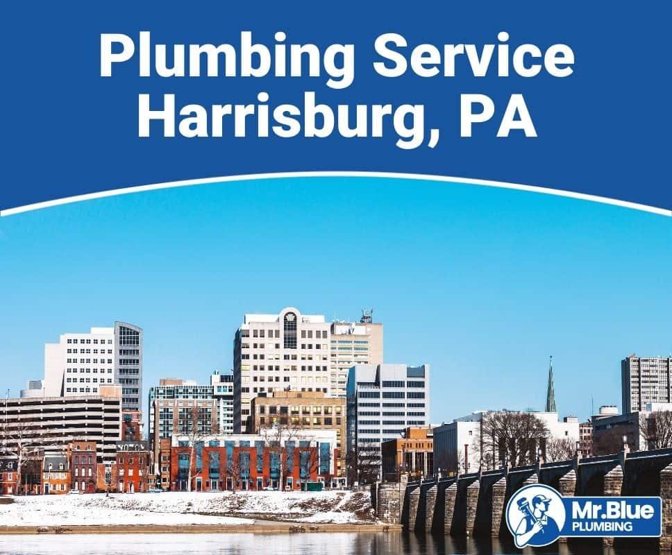 Plumbing Service Harrisburg, PA