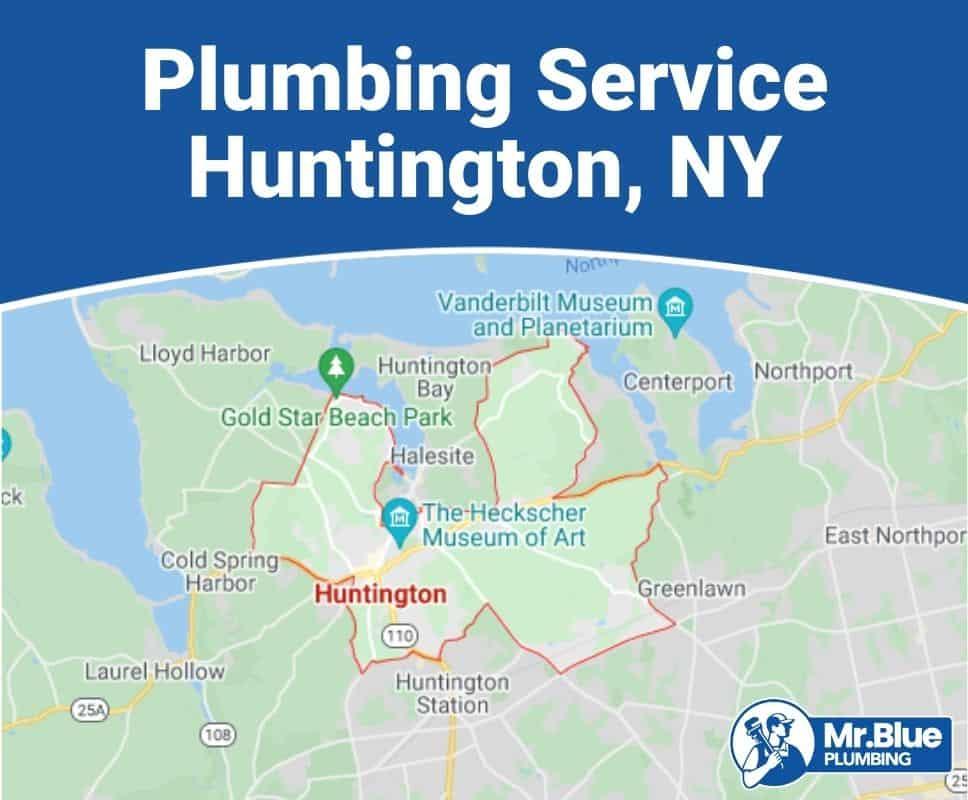 Plumbing Service Huntington, NY