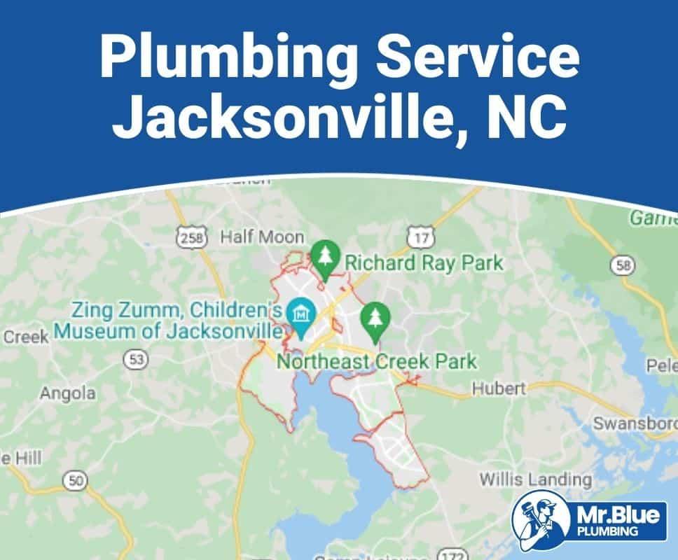 Plumbing Service Jacksonville, NC