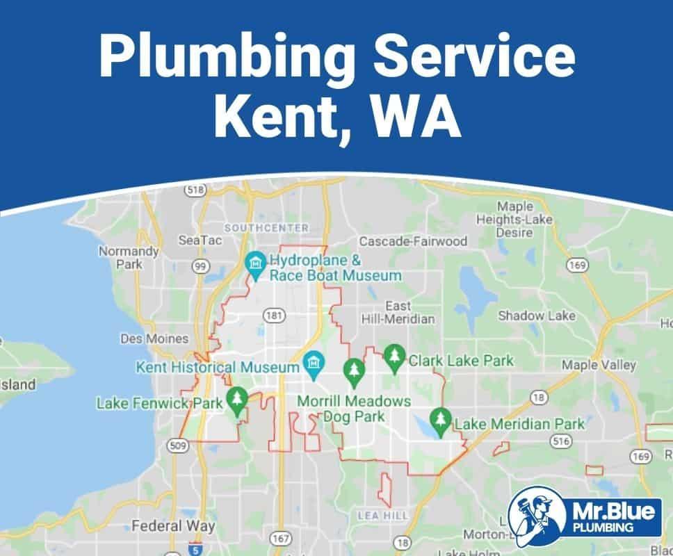 Plumbing Service Kent, WA