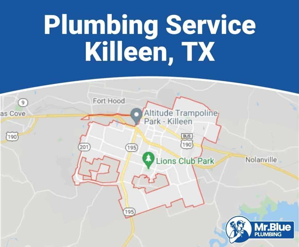 Plumbing Service Killeen, TX