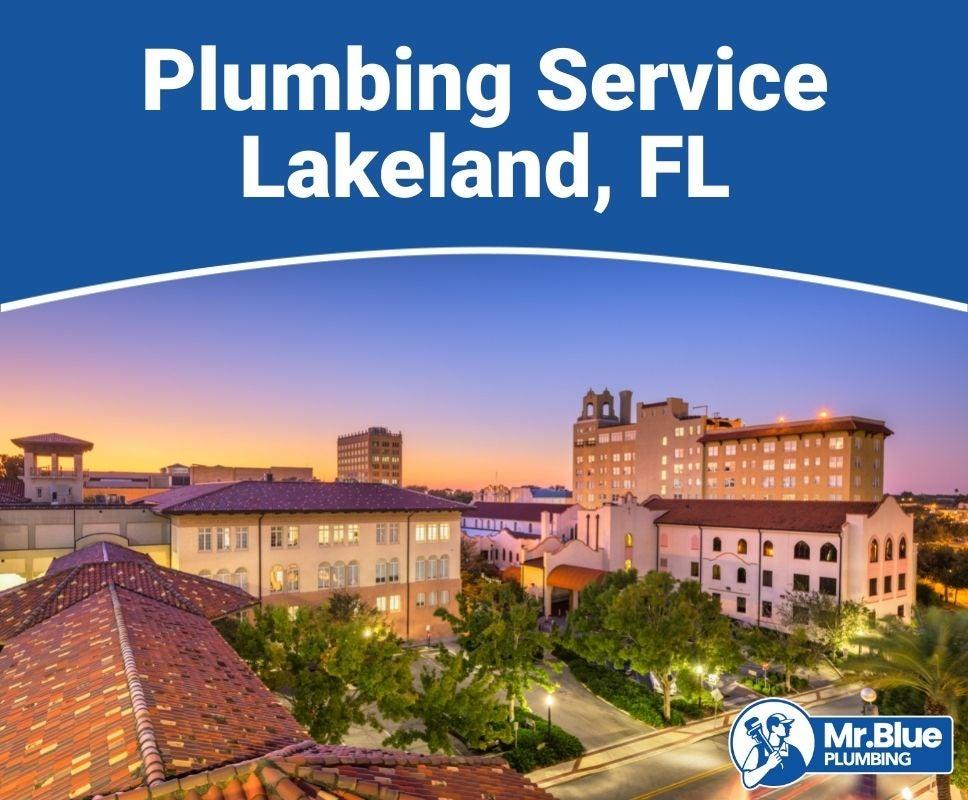 Plumbing Service Lakeland, FL