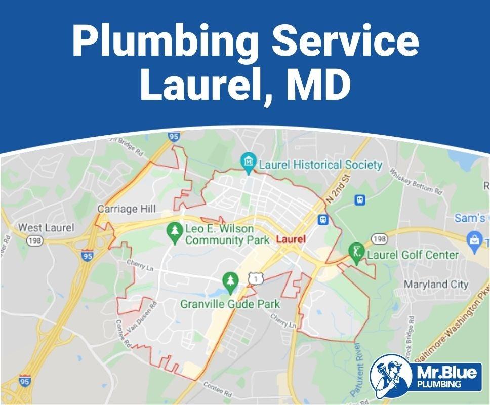 Plumbing Service Laurel, MD