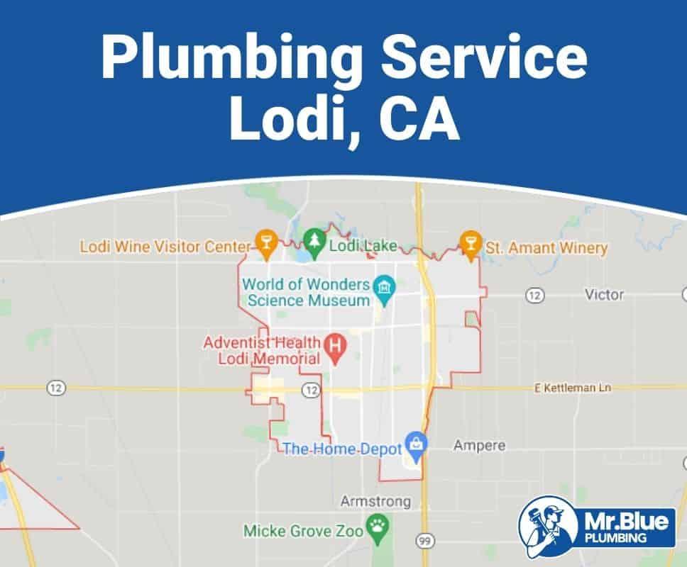 Plumbing Service Lodi, CA
