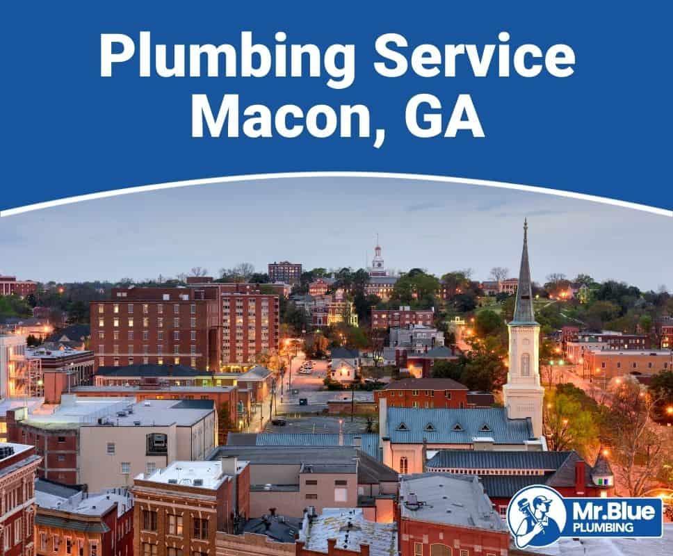 Plumbing Service Macon, GA