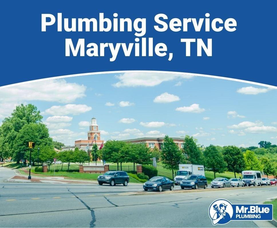 Plumbing Service Maryville, TN