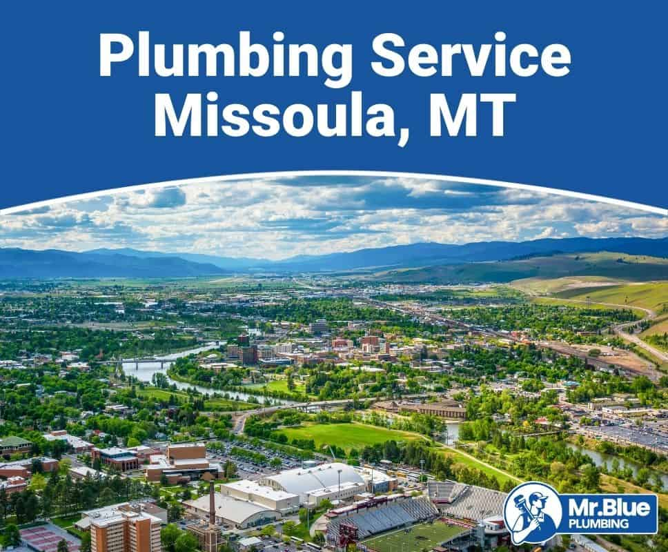 Plumbing Service Missoula, MT