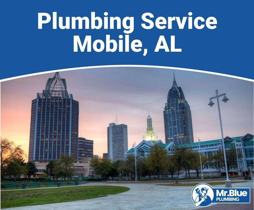 Plumbing Service Mobile, AL