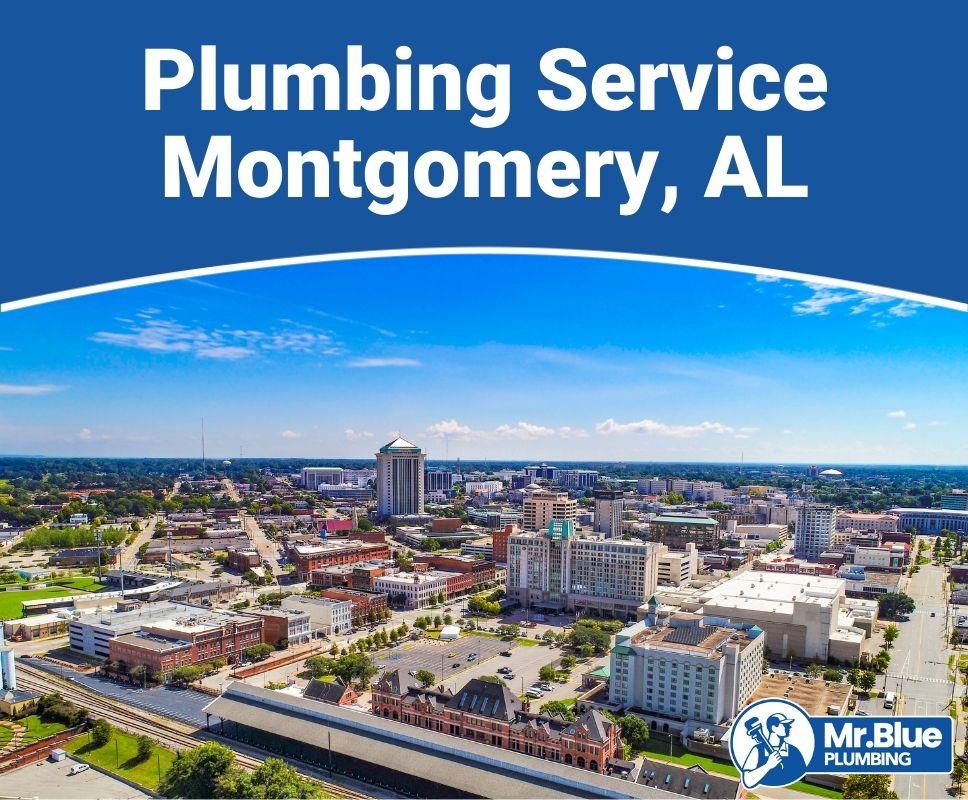 Plumbing Service Montgomery, AL