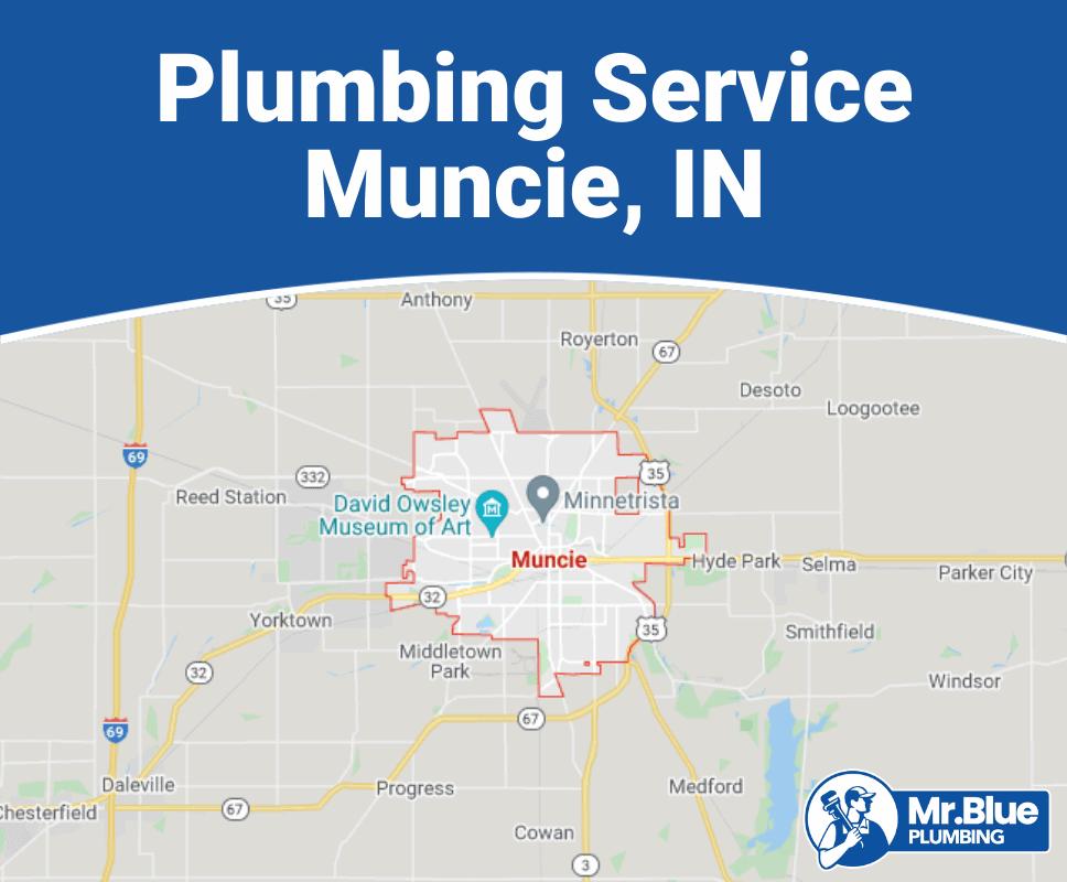 Plumbing Service Muncie, IN