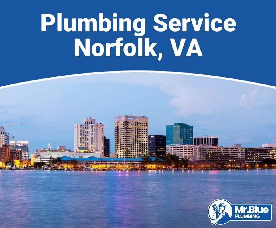 Plumbing Service Norfolk, VA(1)