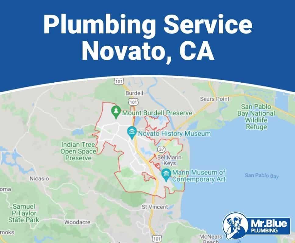 Plumbing Service Novato, CA