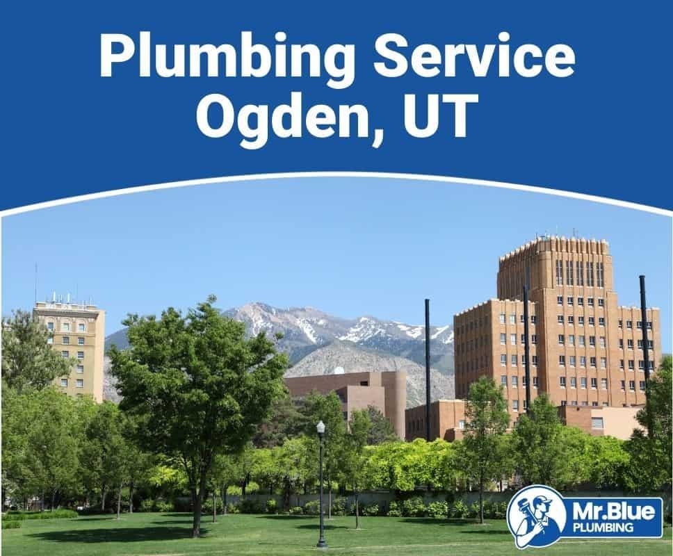 Plumbing Service Ogden, UT