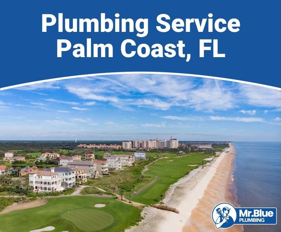 Plumbing Service Palm Coast, FL