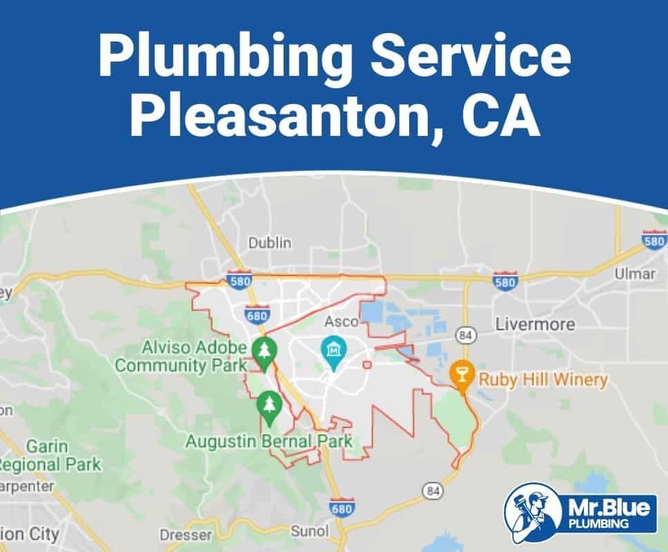 Plumbing Service Pleasanton, CA
