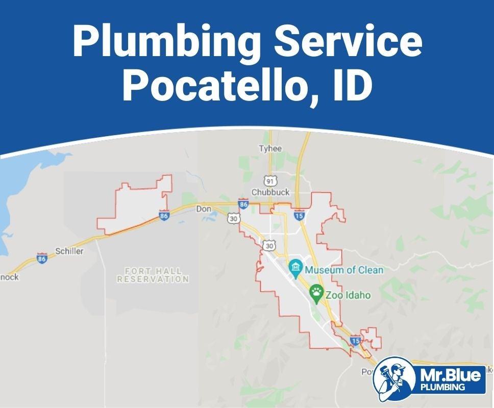 Plumbing Service Pocatello, ID