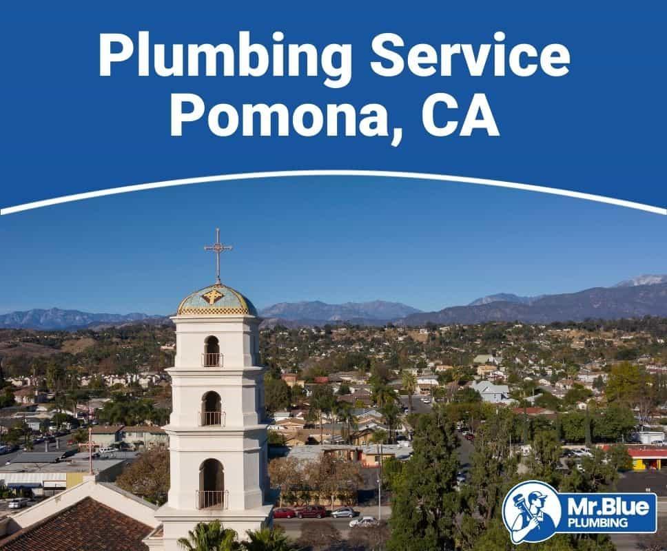 Plumbing Service Pomona, CA