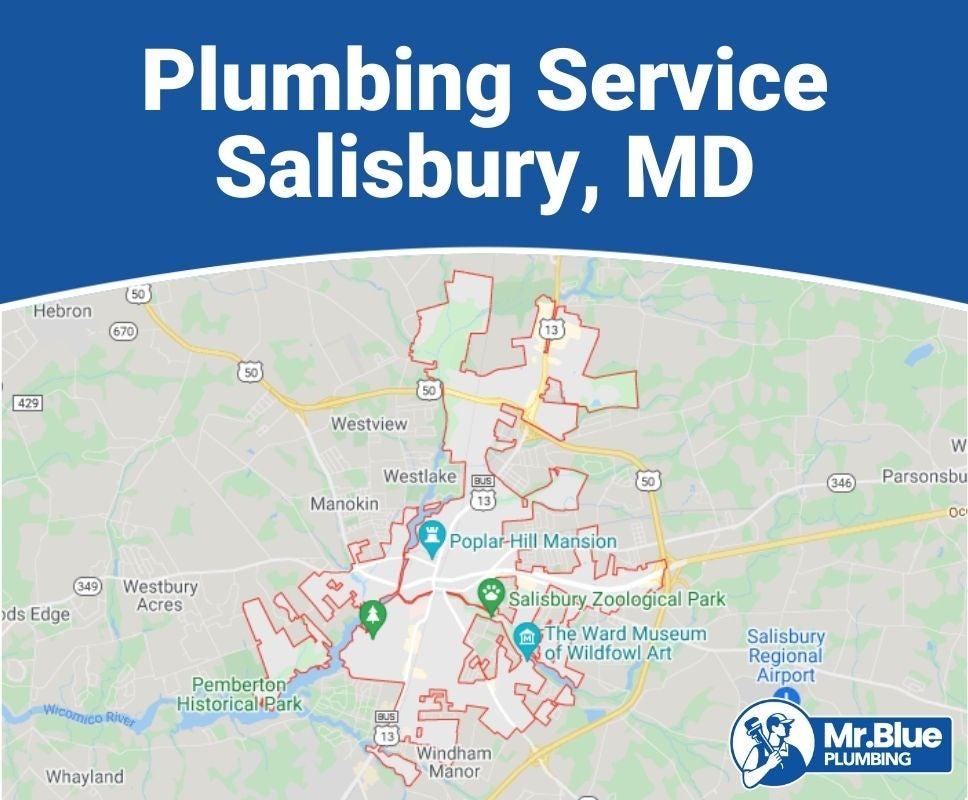 Plumbing Service Salisbury, MD