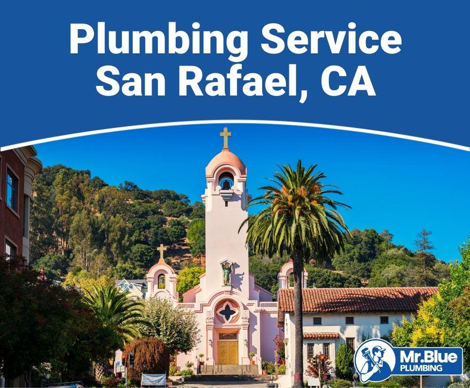 Plumbing Service San Rafael, CA