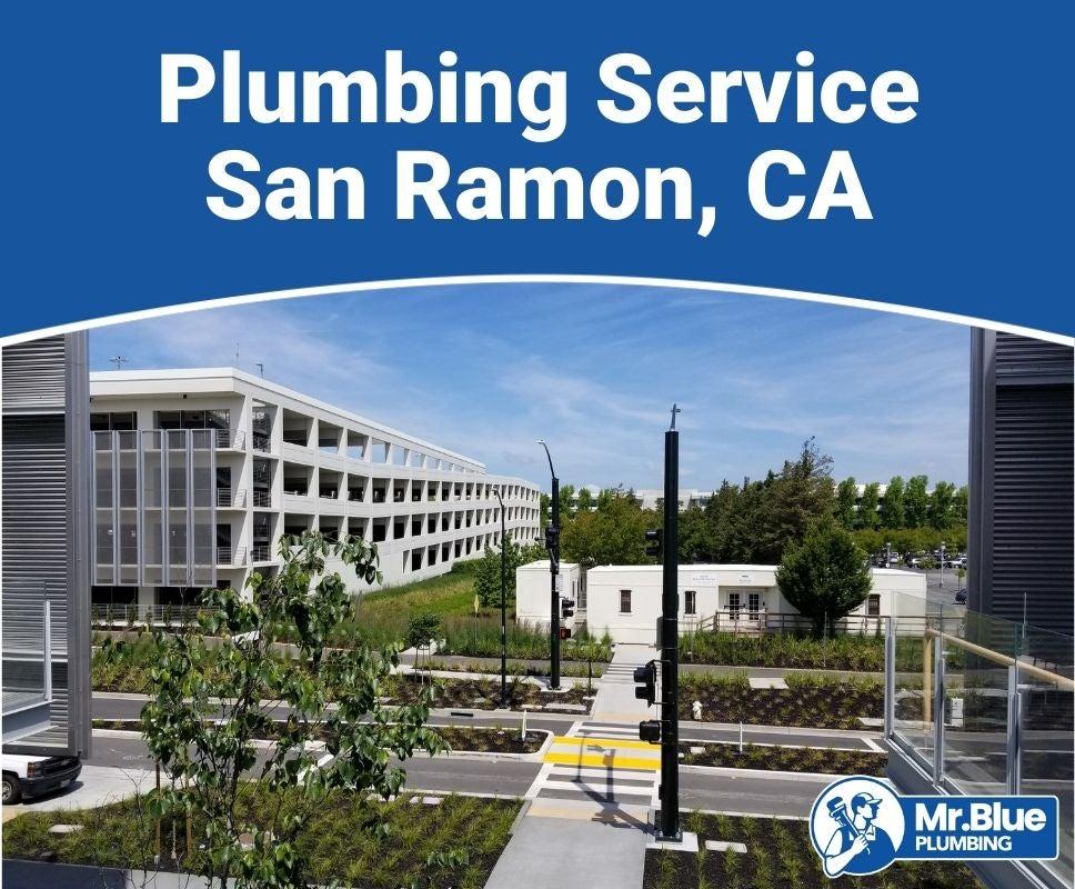Plumbing Service San Ramon, CA