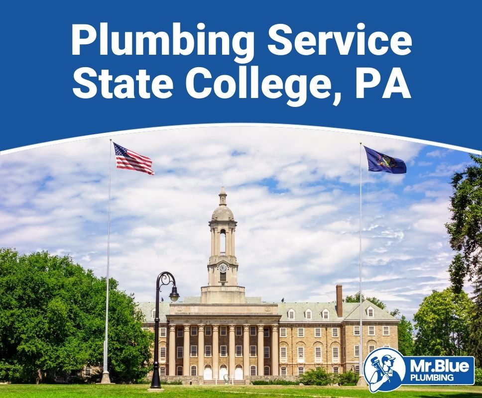 Plumbing Service State College, PA