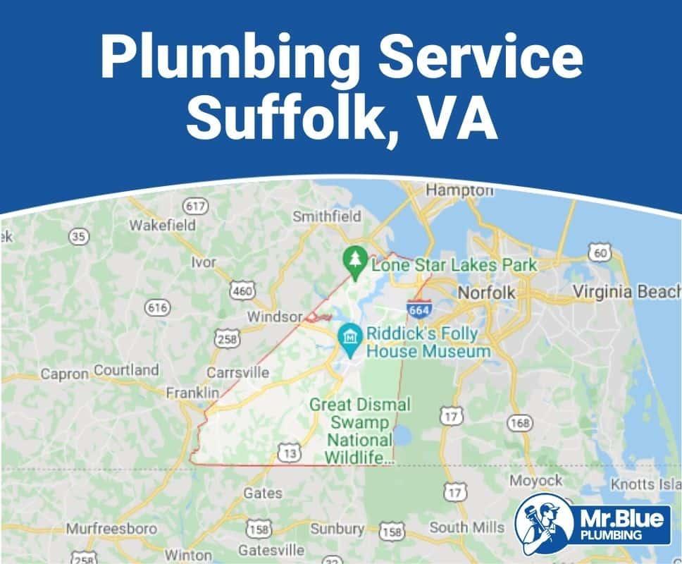 Plumbing Service Suffolk, VA