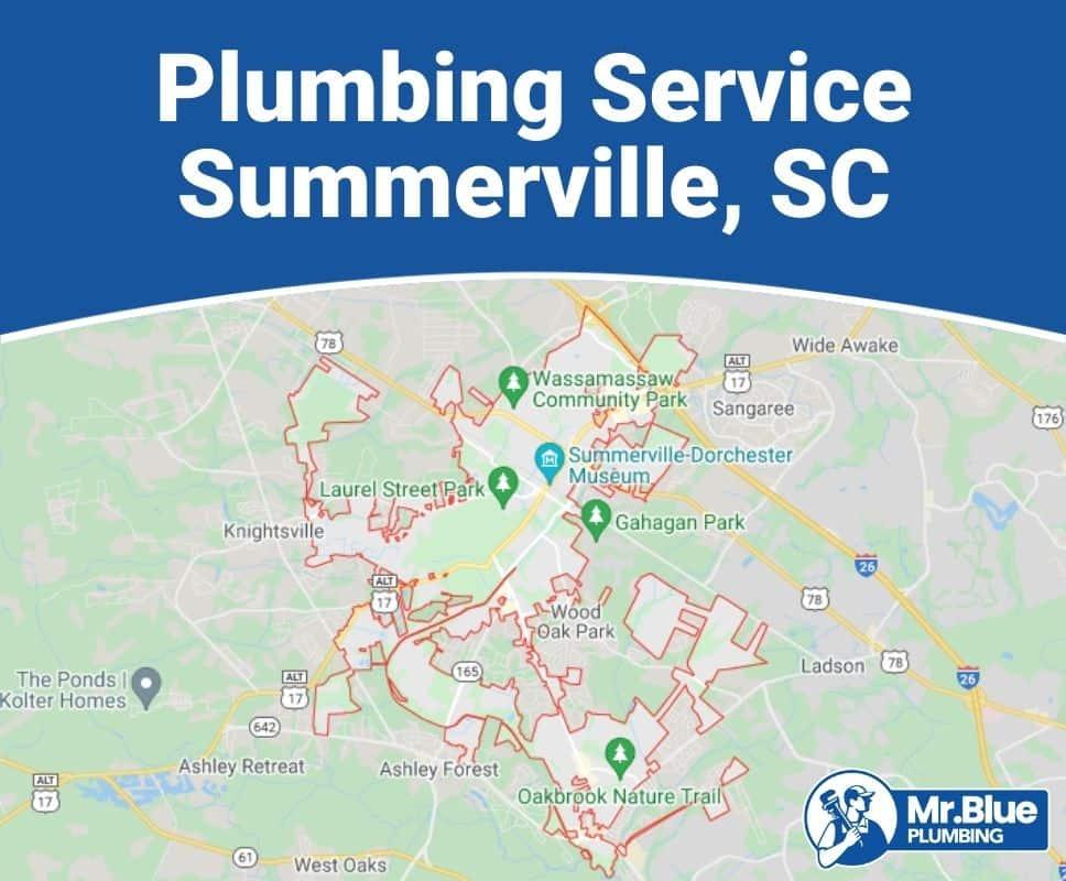 Plumbing Service Summerville, SC