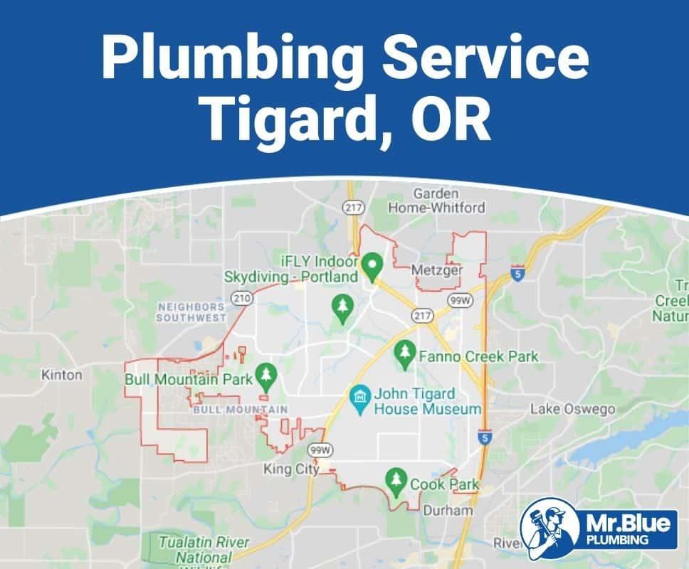 Plumbing Service Tigard, OR