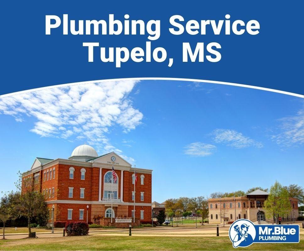 Plumbing Service Tupelo, MS