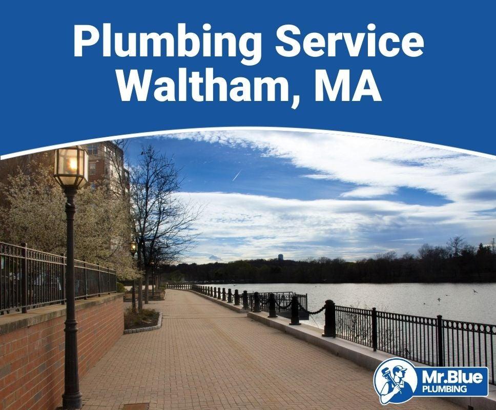 Plumbing Service Waltham, MA