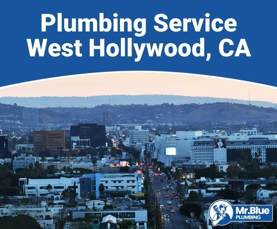 Plumbing Service West Hollywood, CA