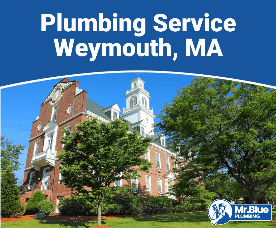 Plumbing Service Weymouth, MA-3
