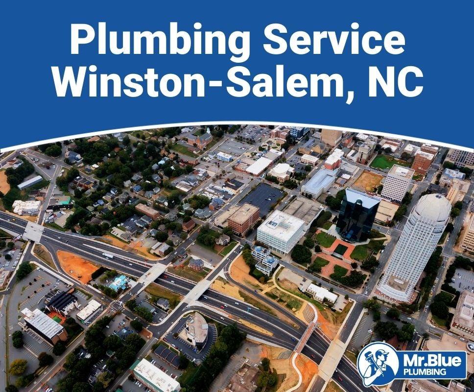 Plumbing Service Winston-Salem, NC