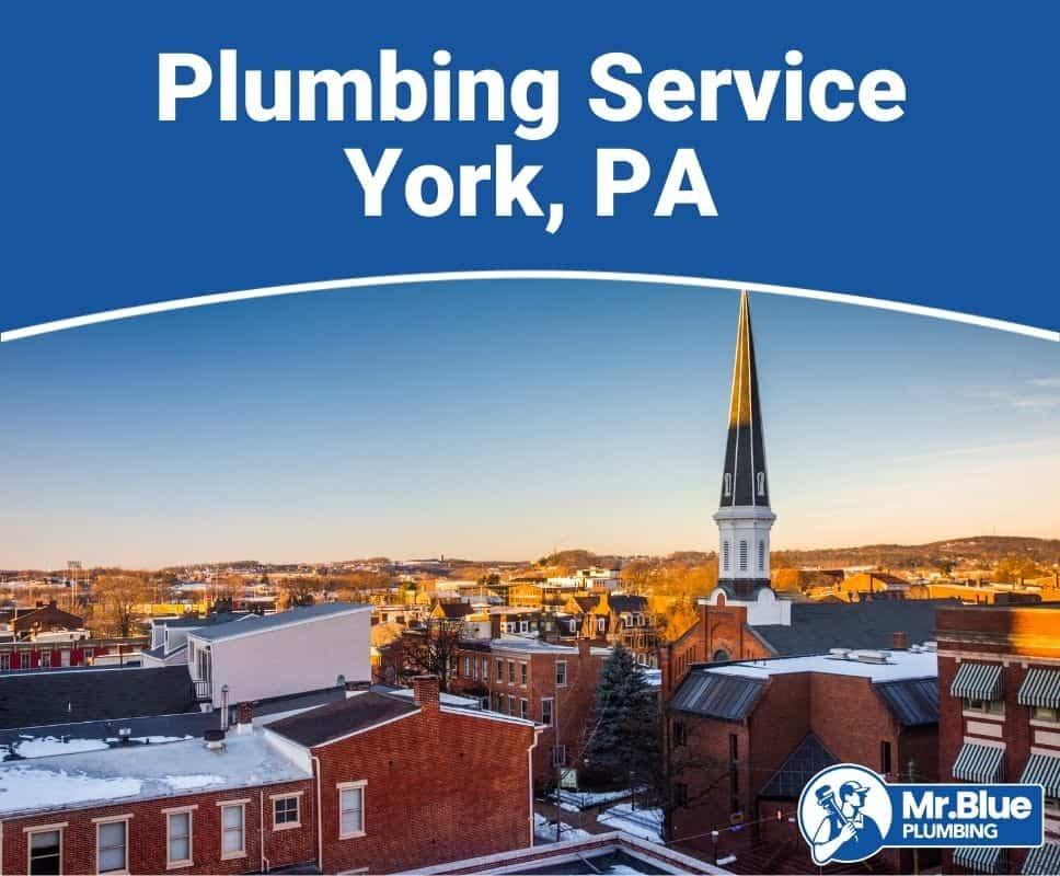 Plumbing Service York, PA
