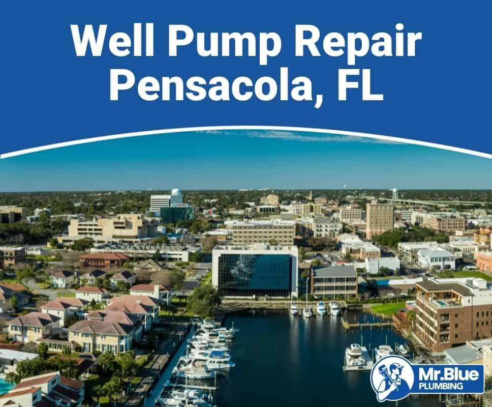 Well Pump Repair Pensacola, FL-4